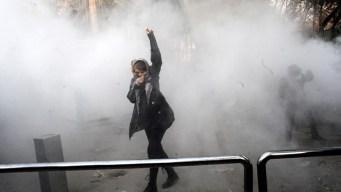 Crisis en Irán: protestas dejan muertos y heridos