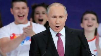 Putin se postula para ser presidente por cuarta vez