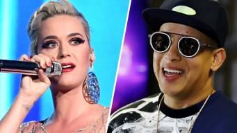 """Daddy Yankee estrena remix de """"Con Calma"""" con Katy Perry"""