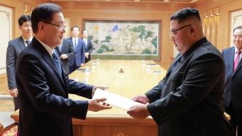 Líderes de las dos Coreas celebrarán tercera cumbre