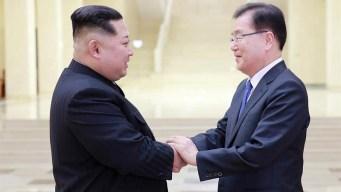 Líder norcoreano se abre al diálogo con el Sur y EEUU