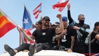 Crisis en Puerto Rico inspira nuevo disco de Ricky Martin