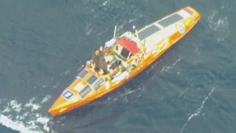 Solo y en kayak: el ruso que  lleva 141 días en el mar