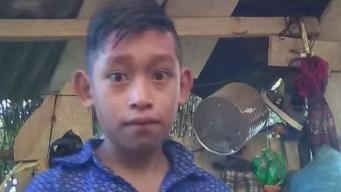 Niño maya vive pesadilla migratoria y estaría en peligro