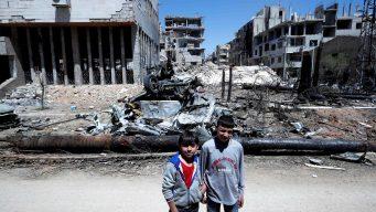 EEUU dice tener evidencia del uso de gas venenoso en Siria