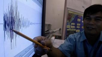 Terremoto de 6.3 de magnitud estremece Costa Rica