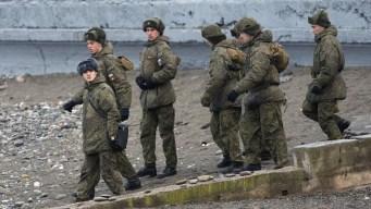 En confuso episodio, derriban con misil un avión ruso