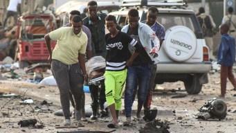 Sube cifra de muertos tras ataques en Somalia
