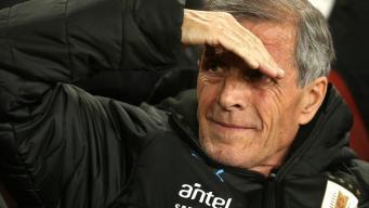 Tabárez ya evalúa a uruguay para la copa américa