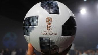 Telstar 18, el balón de la Copa Mundial de la FIFA