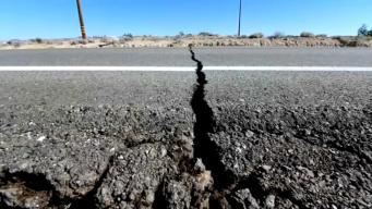Descubren nueva falla tras terremotos en California