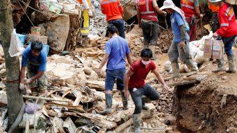 Tifón Mangkhut: más de 80 muertos y 70 desaparecidos