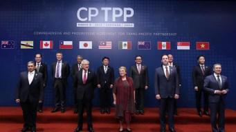 México y otros 10 países firman acuerdo comercial