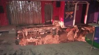 España: 22 heridos por desplome en discoteca