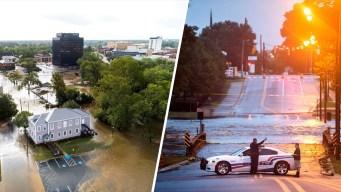"""Florence: inundaciones récord y """"lo peor está por llegar"""""""