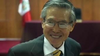 Libre: indulto humanitario para expresidente Fujimori