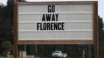 Temor en EEUU por trayectoria del huracán Florence