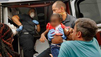 Reporte: salud de niños migrantes empeora bajo custodia