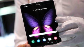 """Se acaba la espera: sale al mercado el """"Galaxy Fold"""" de pantalla plegable"""