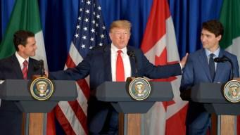 EEUU, México y Canadá firman el nuevo pacto T-MEC