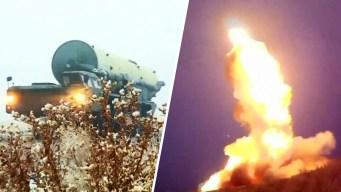 En video: los misiles de Putin que protegen a Rusia