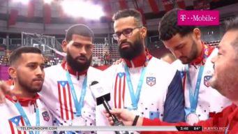 "Boricuas sobre final de torneo 3x3: ""Medalla de plata con sabor a oro"""