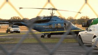 Hombre muere decapitado por un helicóptero