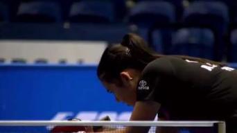 Adriana pasa a la semifinal de la Copa Panamericana