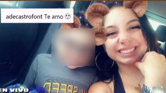 Andrea De Castro finalmente se encuentra con su hijo