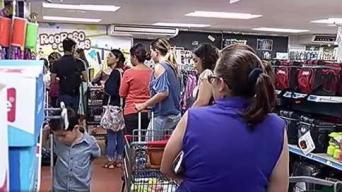 Consumidores aprovechan las ventas sin IVU