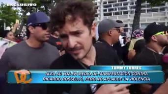 Artistas alzan su voz para pedir la renuncia de Rosselló