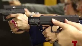 Aumentan solicitudes para portación de armas tras María
