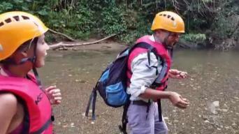 Borinqueando te lleva a conocer las Cuevas de Charco Azul