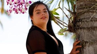 Joven boricua con síndrome de Down brilla en pasarelas