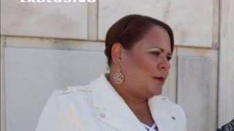 Desmienten denuncia contra Lynette Chico.