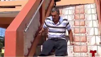 Don Ángel necesita la ayuda que FEMA le negó