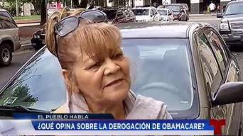 """En riesgo """"Mi Salud"""" si derogan el Obamacare"""