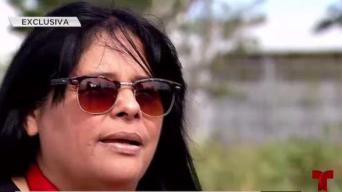 Esposa de convicto por masacre hace llamado a testigos