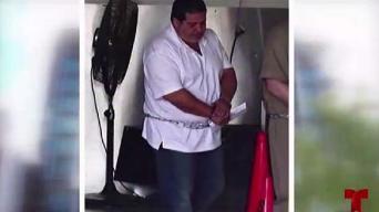 Al Tribunal Federal acusado del asesinato de Spagnoletti