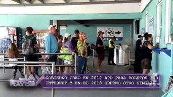 Gobierno con dos aplicaciones para viajes a islas municipio y no las utilizan