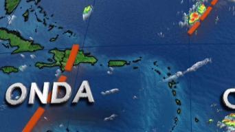 La Autoridad en el Tiempo: llegan los polvos del Sahara a Puerto Rico