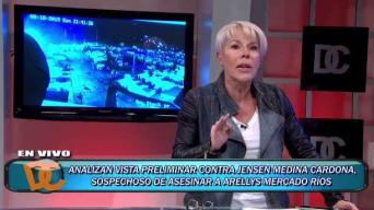 Mayra López Mulero analiza caso de Jensen Medina