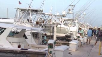 Inicia el torneo internacional de pesca del Club Náutico de San Juan