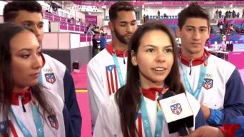 Puerto Rico obtiene en Lima sus primeras dos medallas en Bolos y Taekwondo