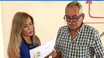 Cansado de la espera: Consumidor reclama devolución de su dinero