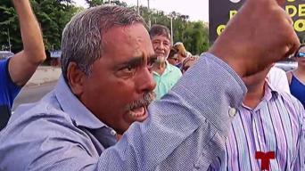 Residentes de Guaynabo exigen explicaciones de la AEE