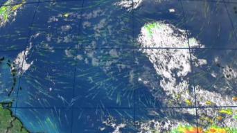 Se forma la tercera tormenta tropical en el Atlántico