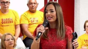 Senadora popular oficializa su candidatura por San Juan