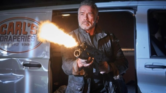 """El regreso de """"Terminator"""" estremece las salas de cine"""