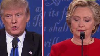 Trump y Clinton y las armas armas nucleares